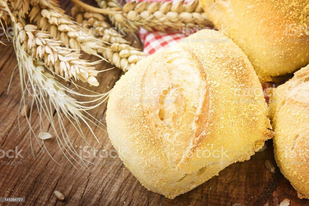 Fresh bread royalty-free stock photo