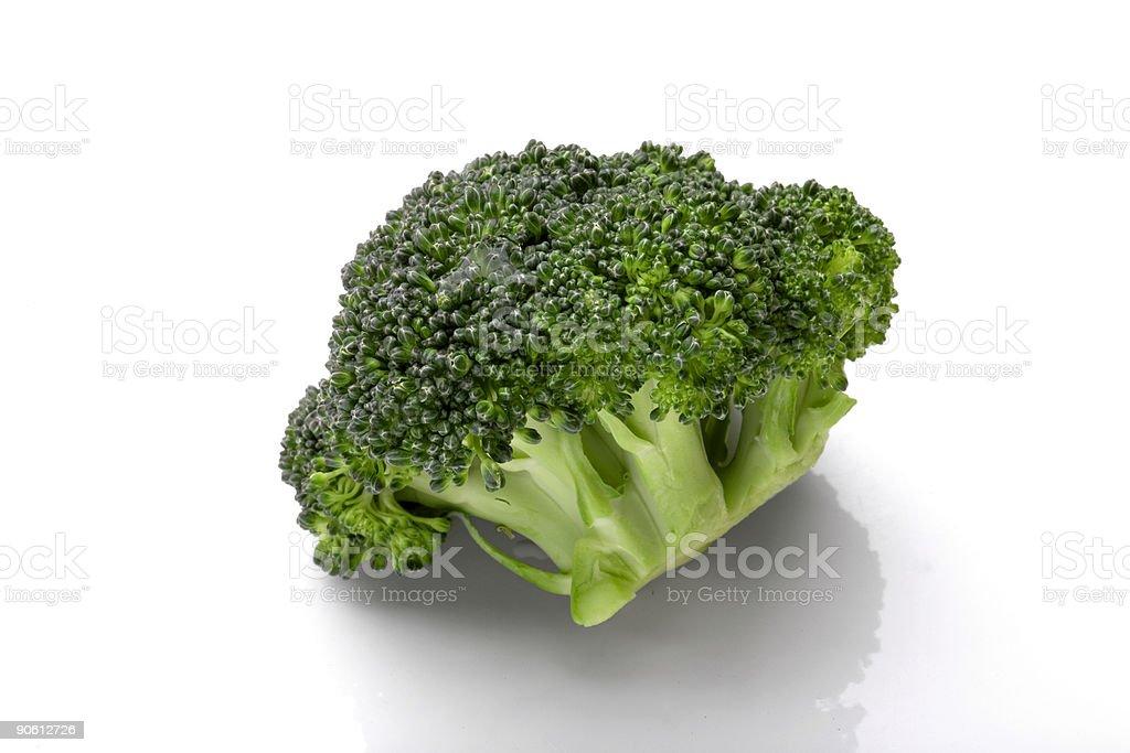 Fresh Broccoli stock photo