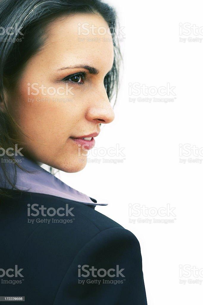 Fresh Business Woman royalty-free stock photo