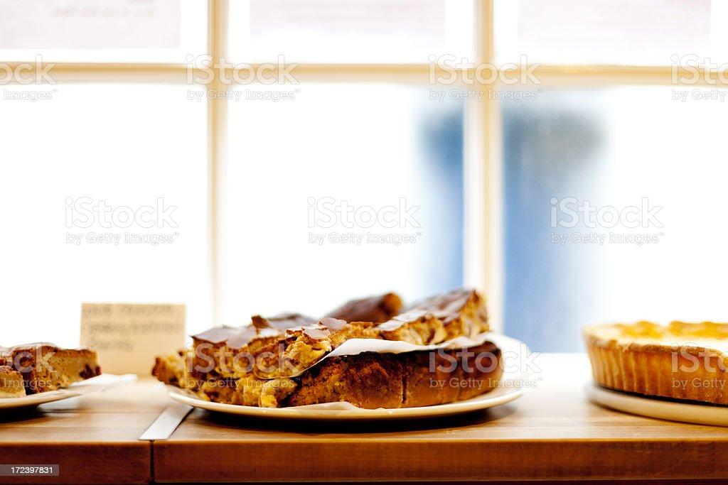 Fresh cakes royalty-free stock photo