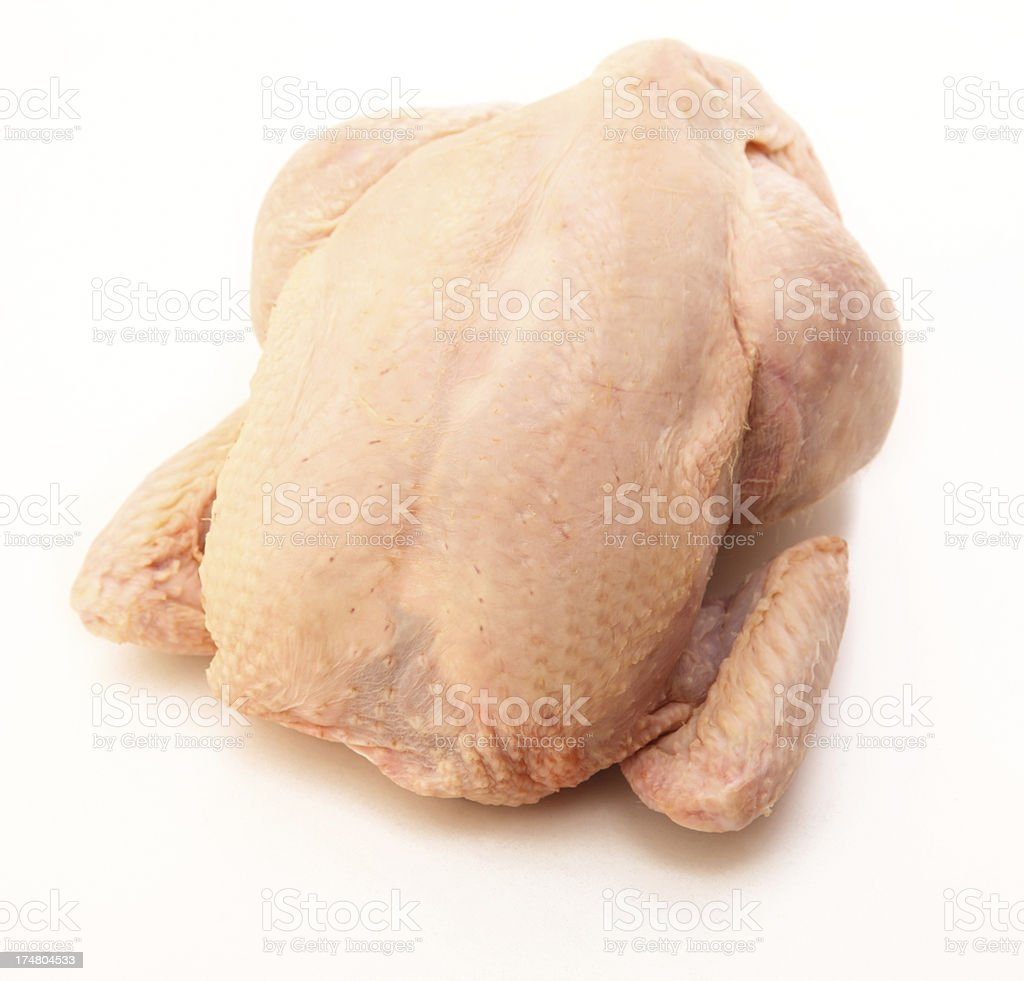 Fresh Chicken royalty-free stock photo