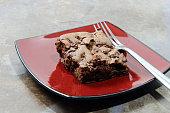Fresh Chocolate brownies
