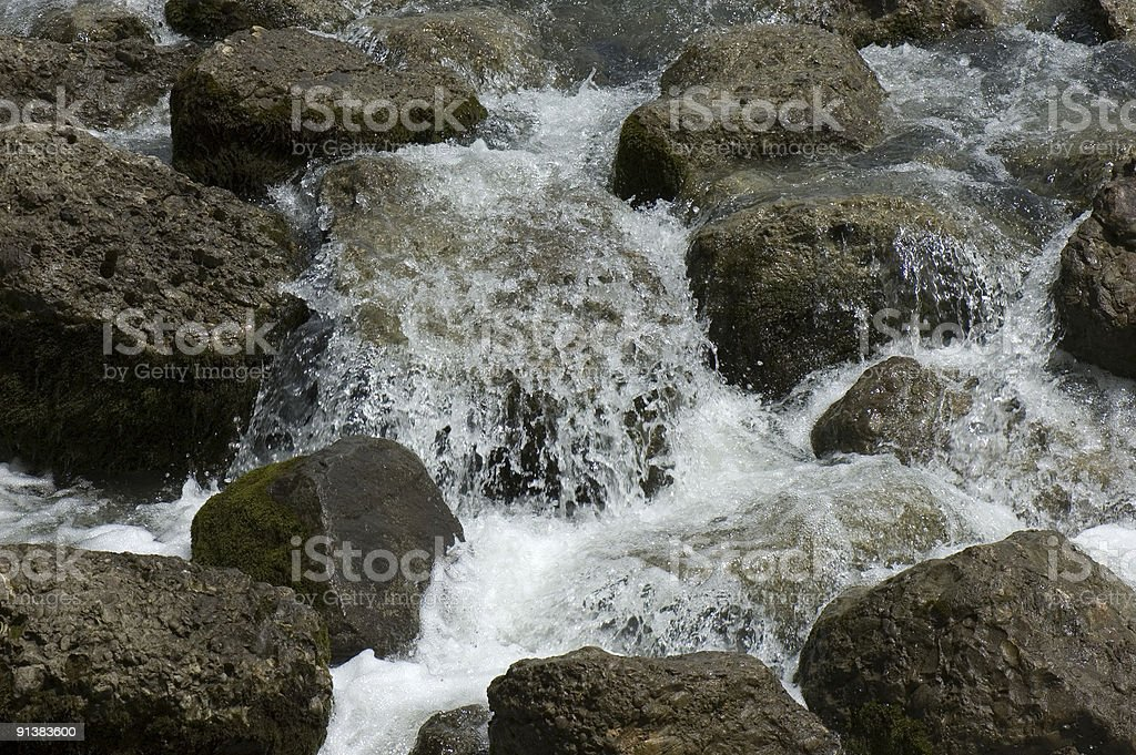 Fresh Clear Warer stock photo
