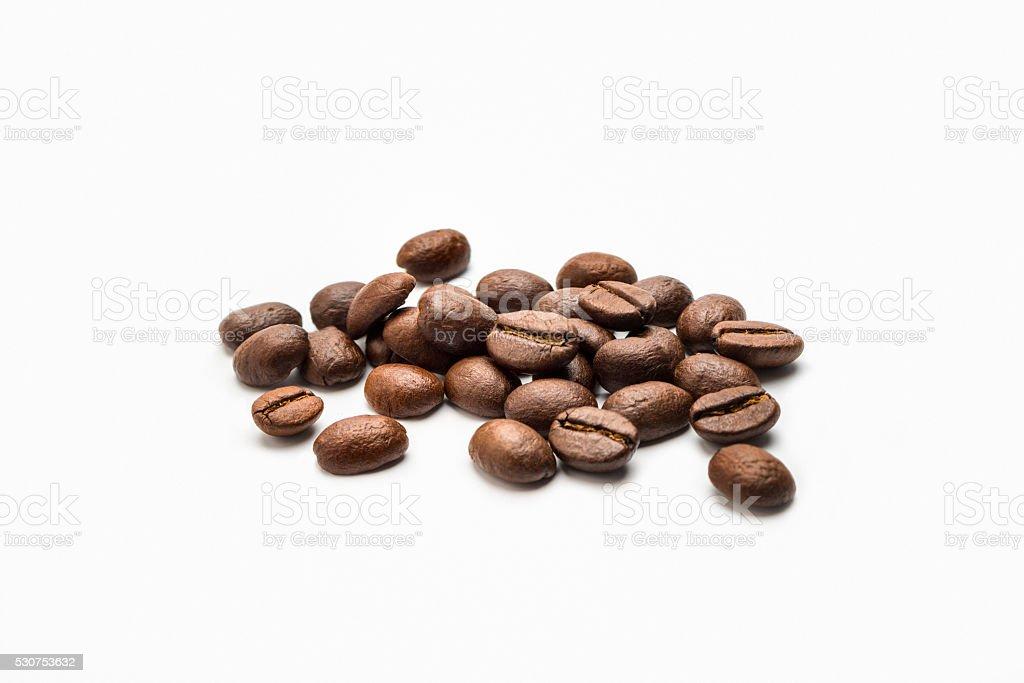 Fresh Coffee Beans stock photo