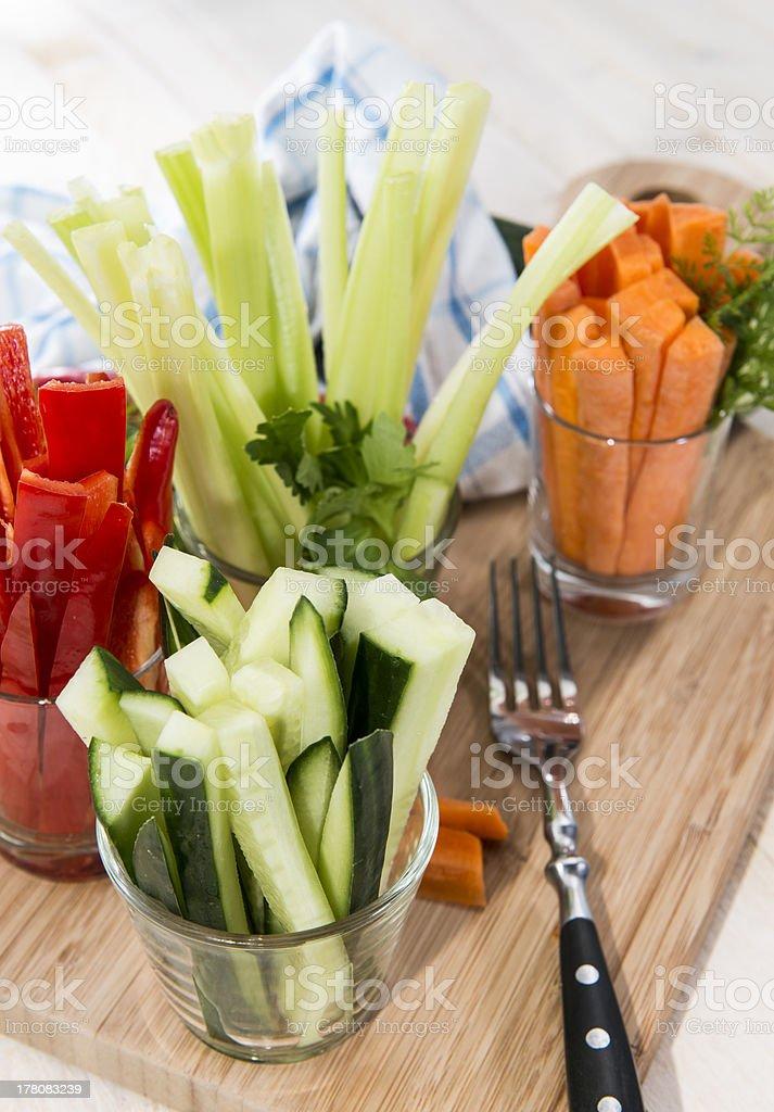 Fresh diet food stock photo