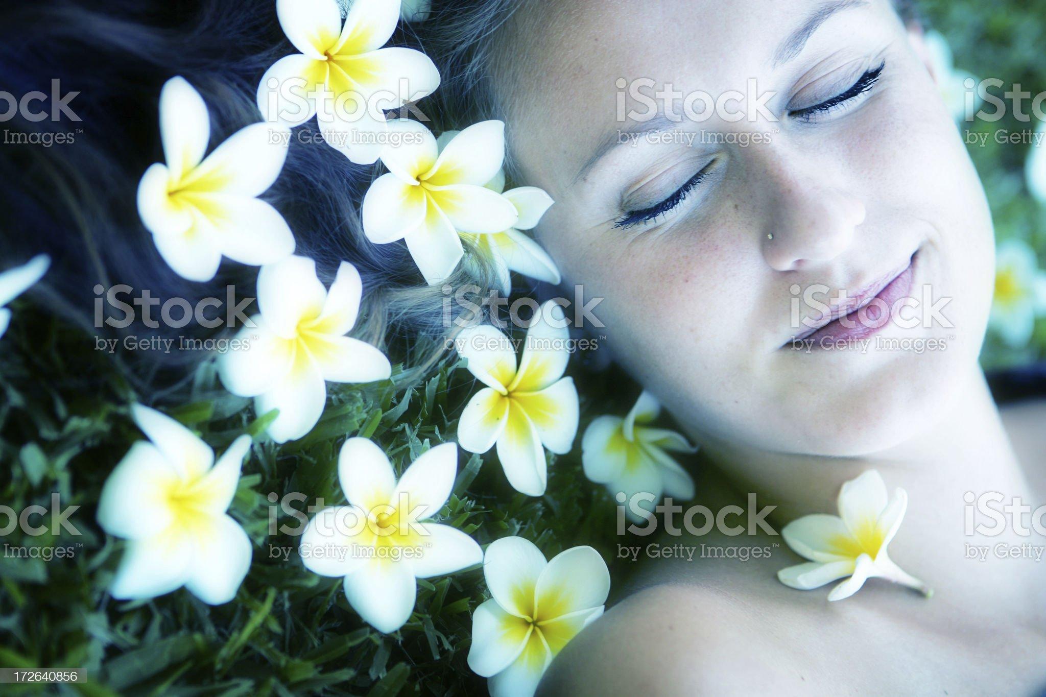 Fresh Dreams royalty-free stock photo