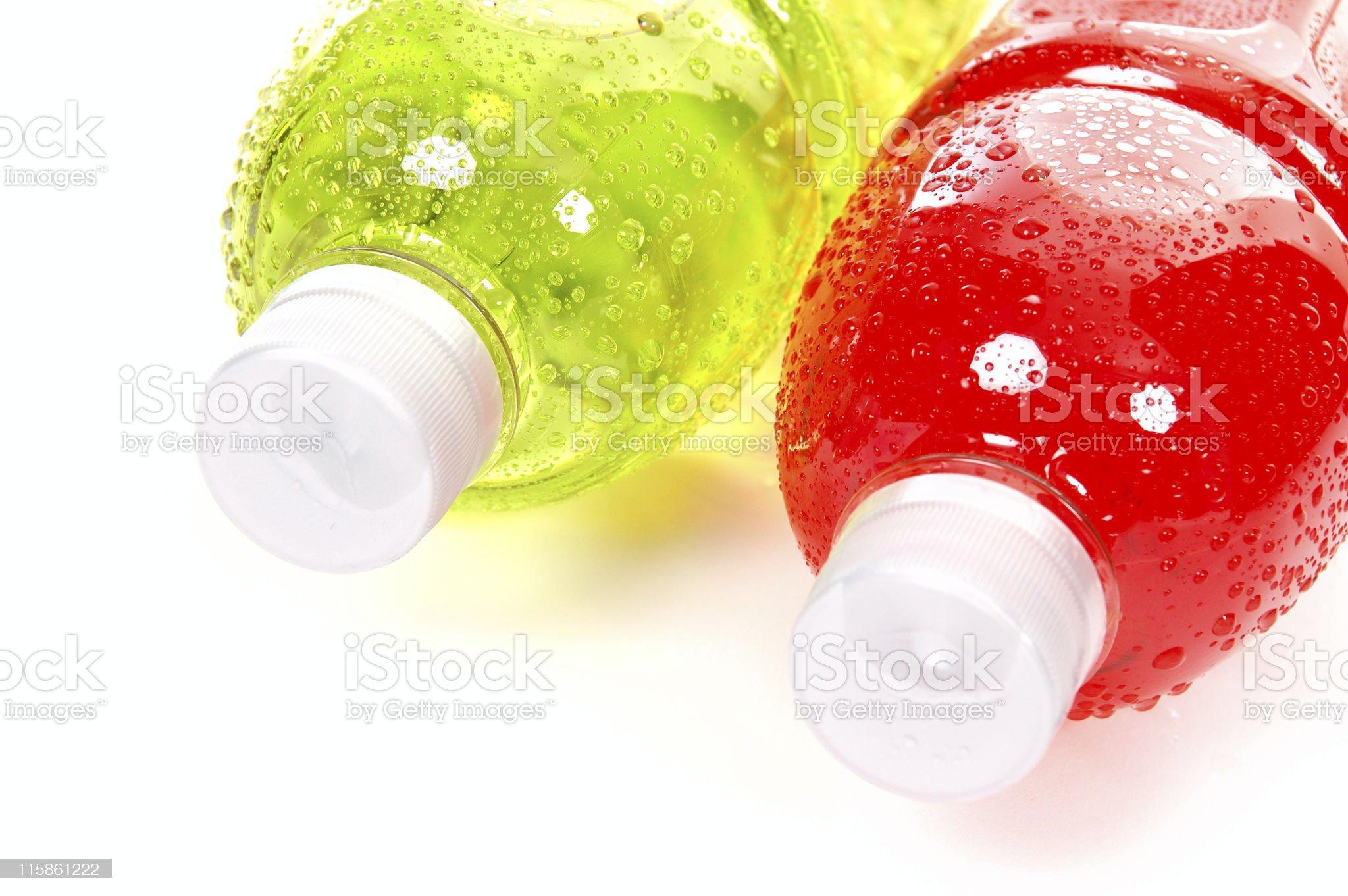 Fresh energy drink royalty-free stock photo