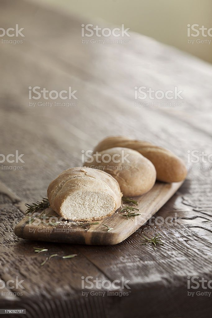 Fresh French Bread royalty-free stock photo