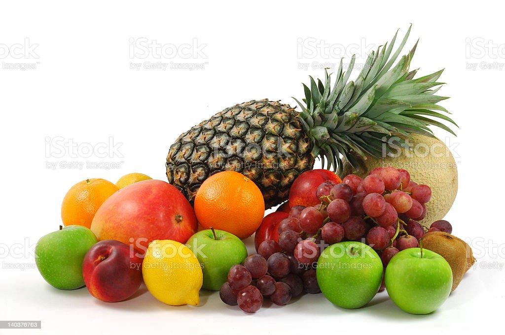 Fresh fruits 04 royalty-free stock photo