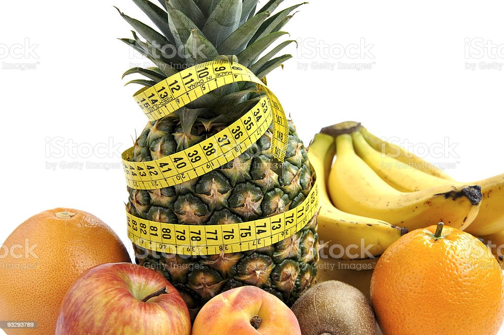 Fresh fruit's background. royalty-free stock photo