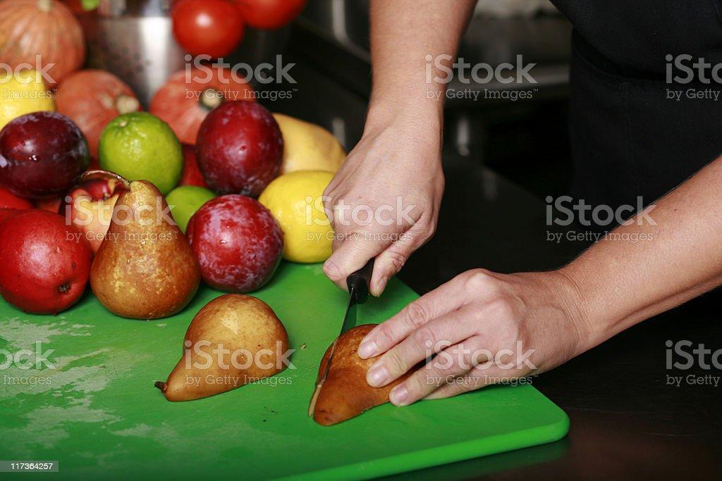 Fresh Fruits Series royalty-free stock photo