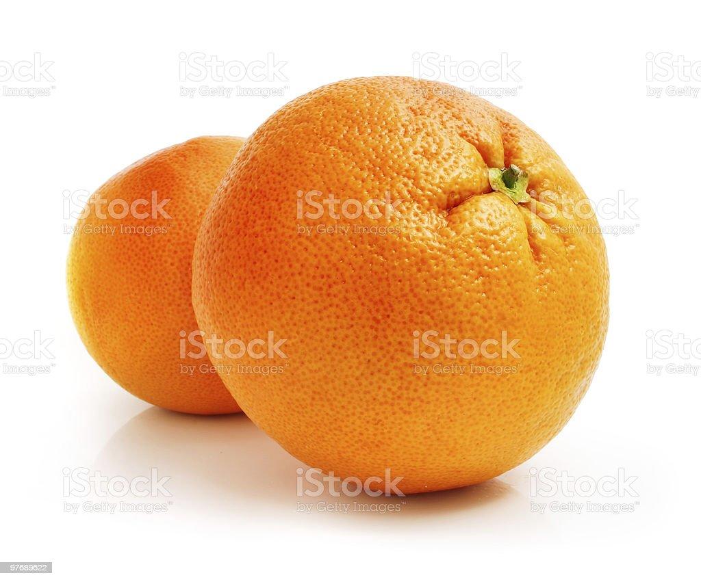 fresh grapefruit fruit isolated on white stock photo