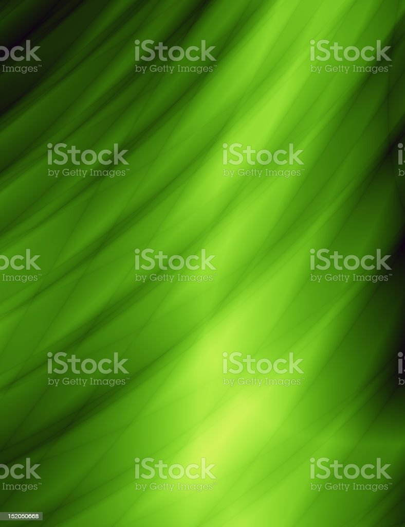 Fresh green abstract light background stock photo