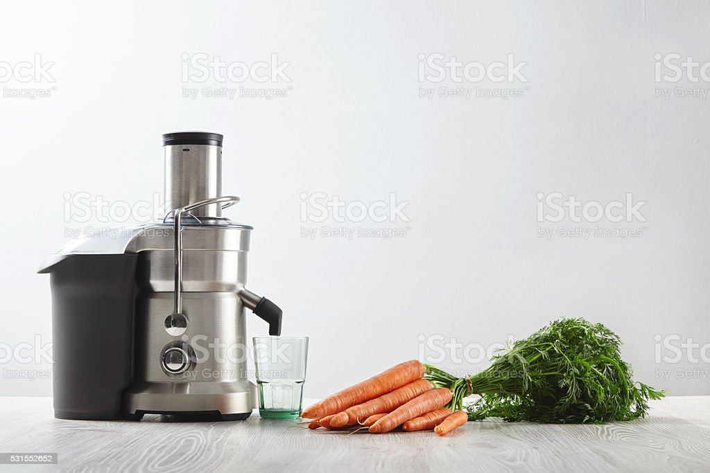 Fresh healthy juice mix stock photo