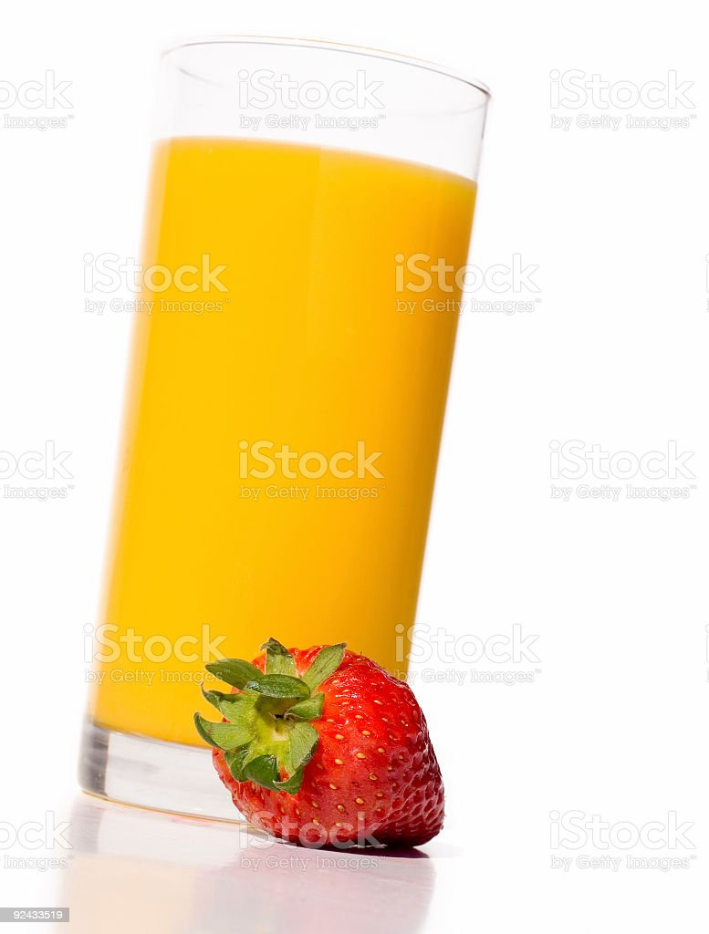 Fresh juice royalty-free stock photo