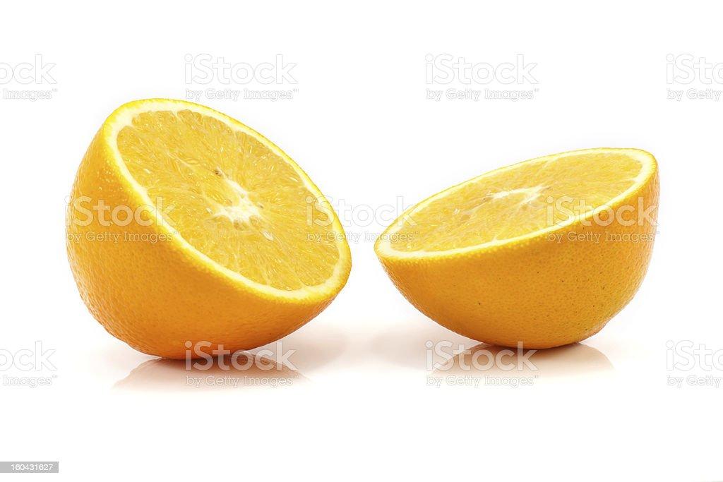 fresh lemon royalty-free stock photo