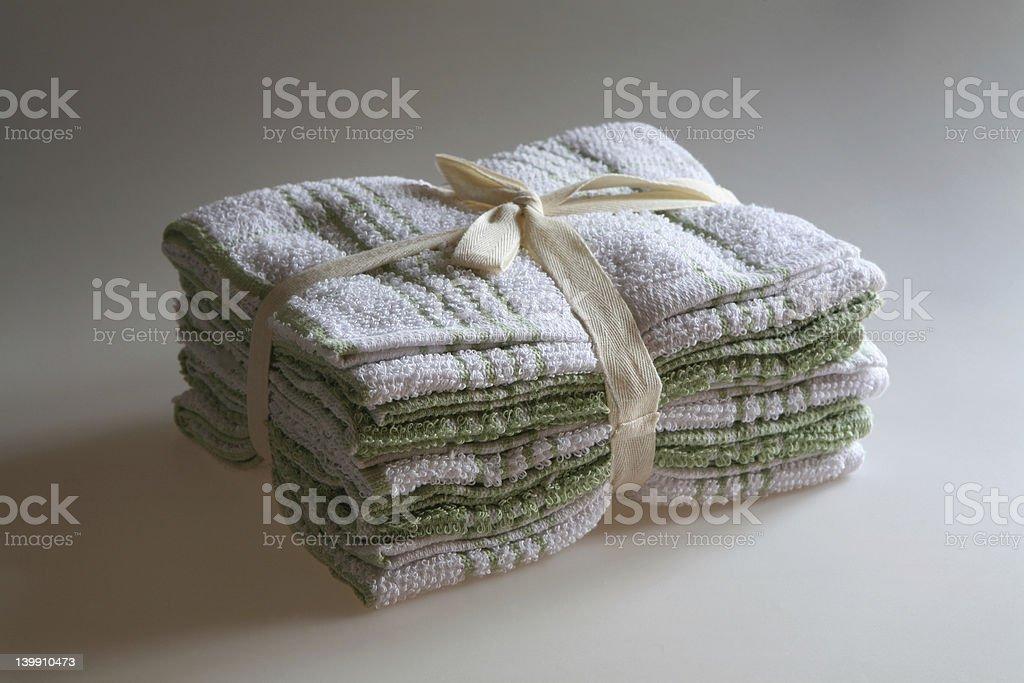 Fresh Linen royalty-free stock photo