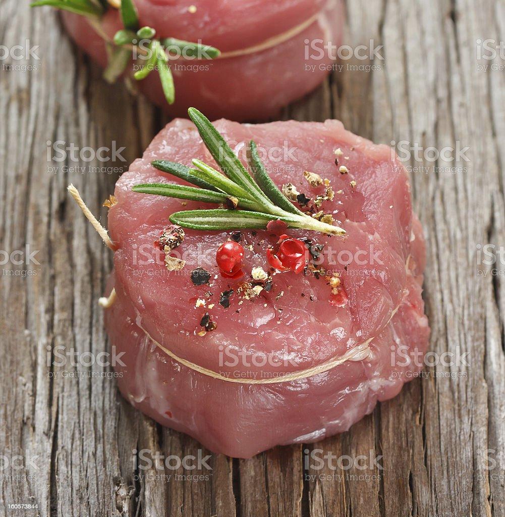 Fresh meat. royalty-free stock photo