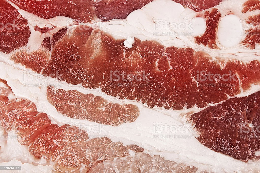 fresh meat royalty-free stock photo