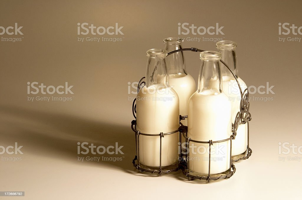 Fresh Milk (Dairy) royalty-free stock photo
