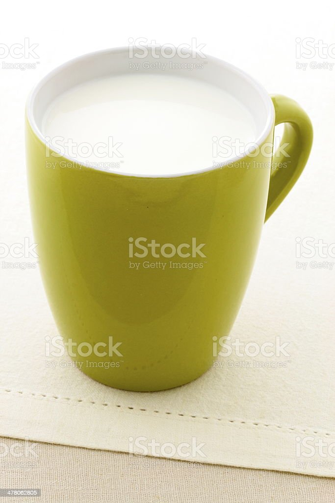 fresh milk royalty-free stock photo