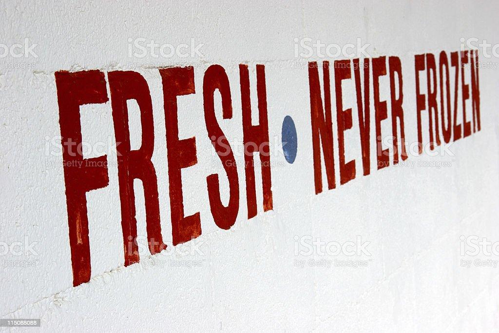 fresh never frozen royalty-free stock photo