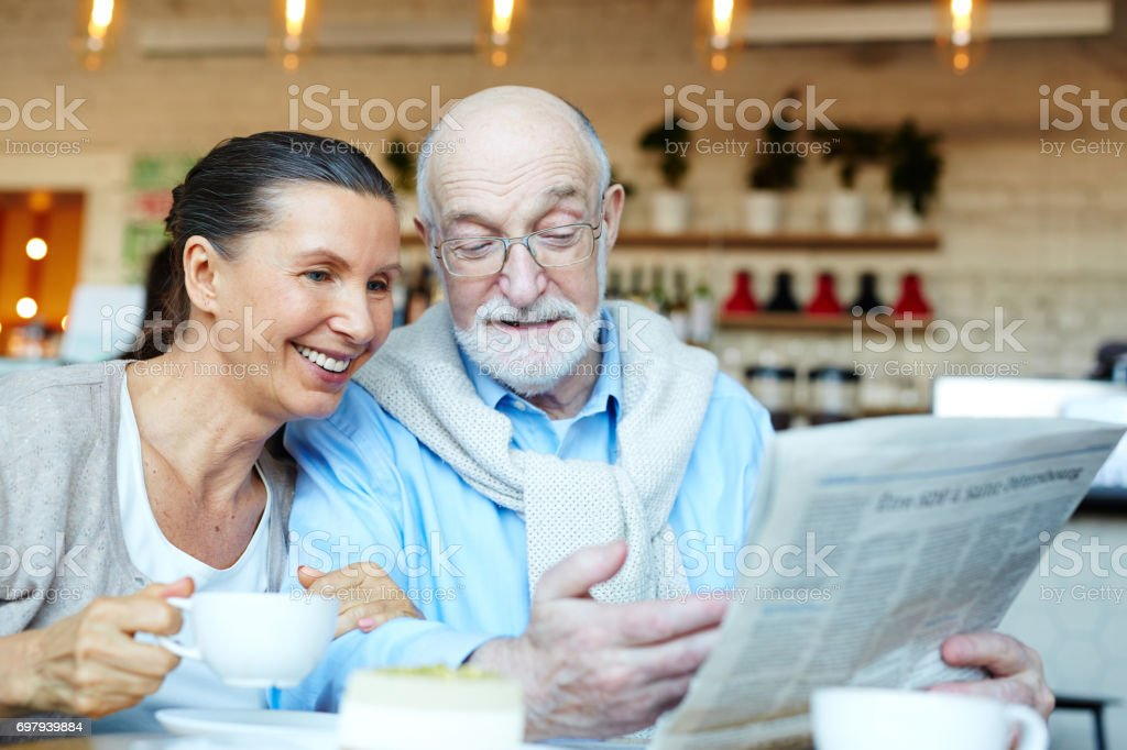 Fresh news stock photo
