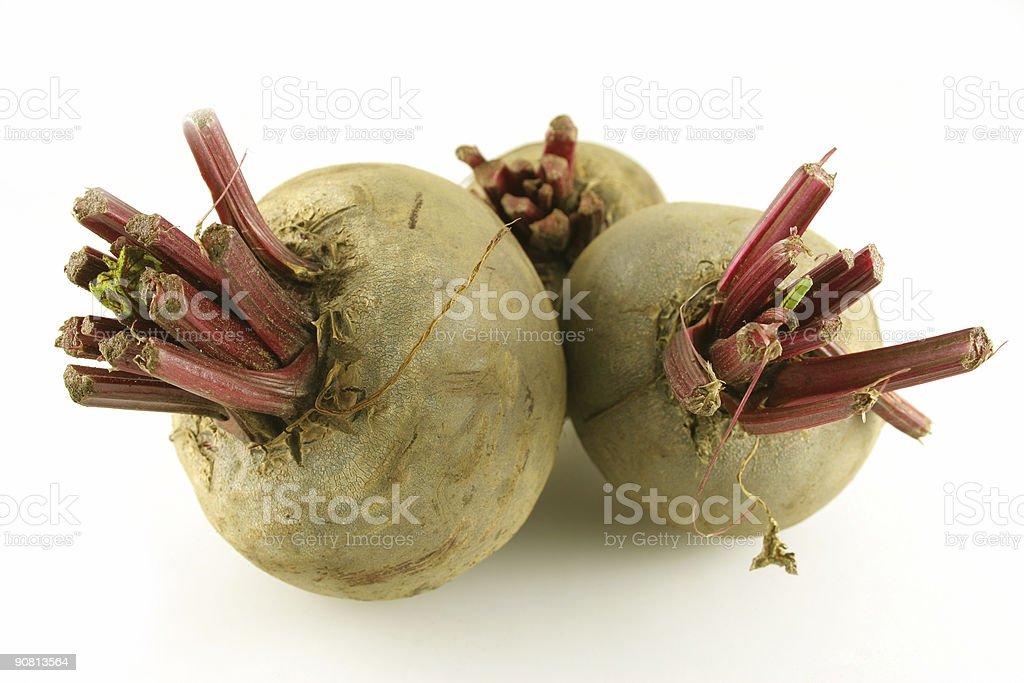 Fresh Organic Beetroot stock photo