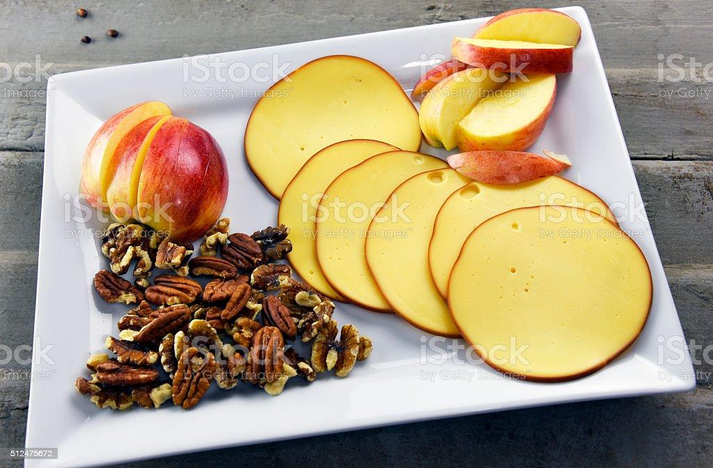 Fresh Organic Healthy Snack stock photo