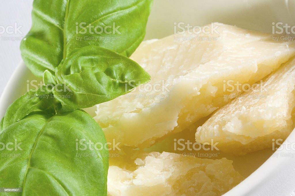 fresh parmesan royalty-free stock photo