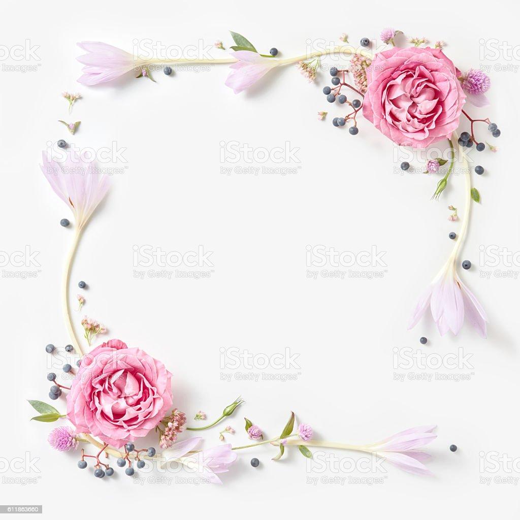 Flower Frame Pictures,...