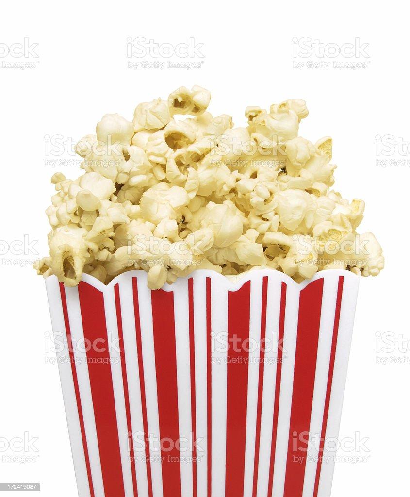 Fresh Popcorn stock photo