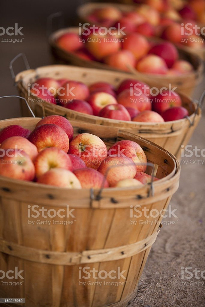 Fresh produce for sale royalty-free stock photo