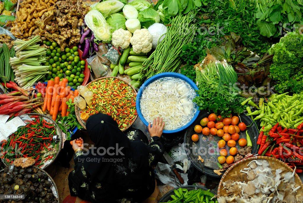 Fresh Produce stock photo