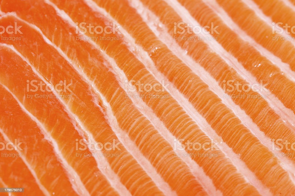 Fresh red fish macro royalty-free stock photo
