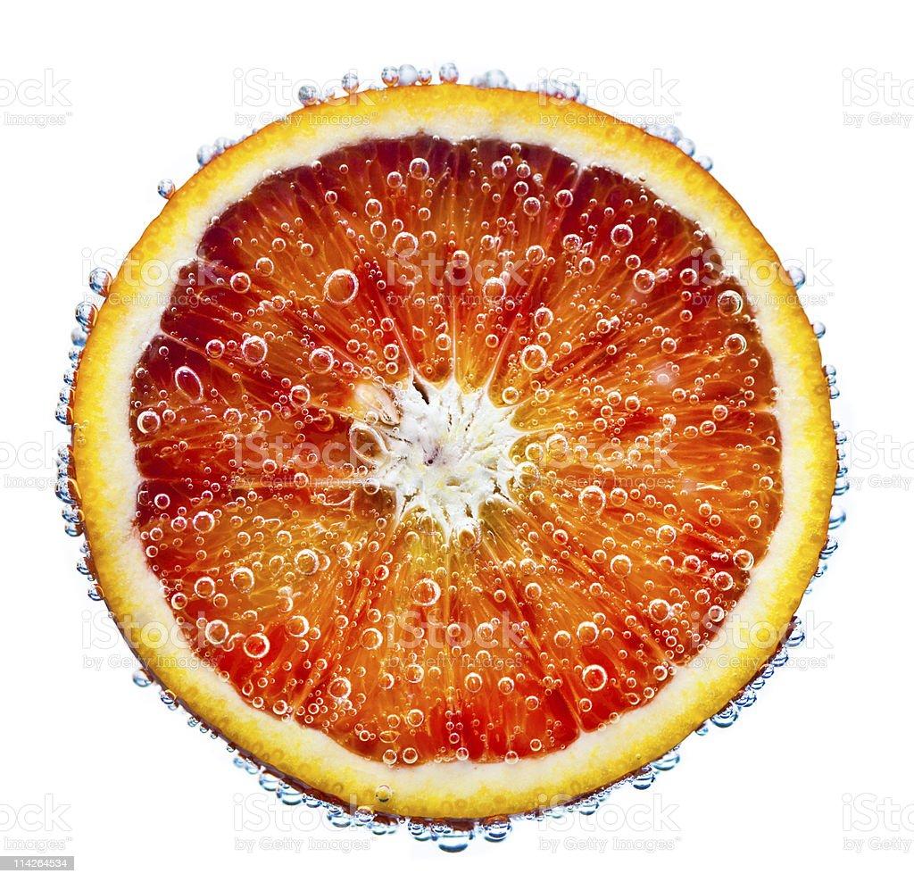 fresh red orange royalty-free stock photo