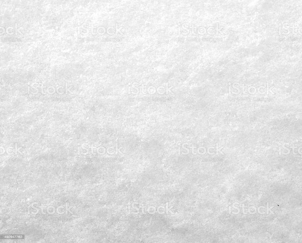 fresh snow stock photo