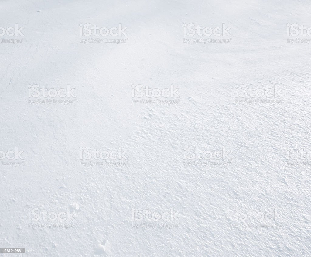 fresh snow stock photo