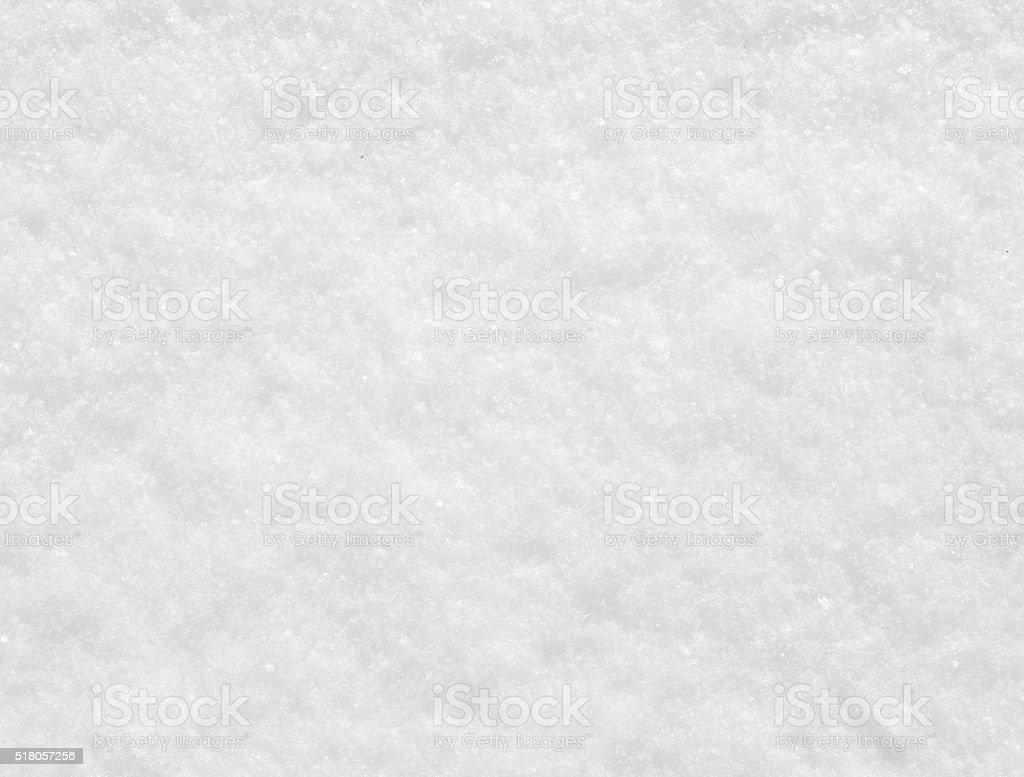fresh snow texture stock photo