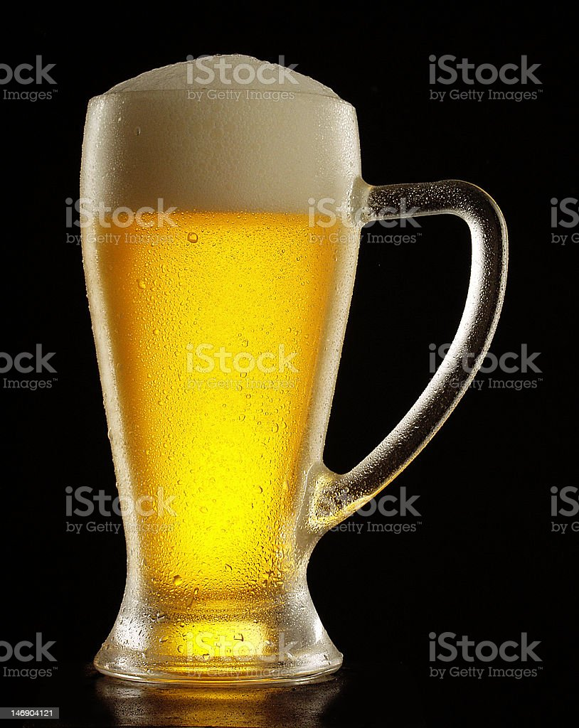 Fresh to drink. royalty-free stock photo