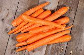 Fresh Vegetables - Carrots