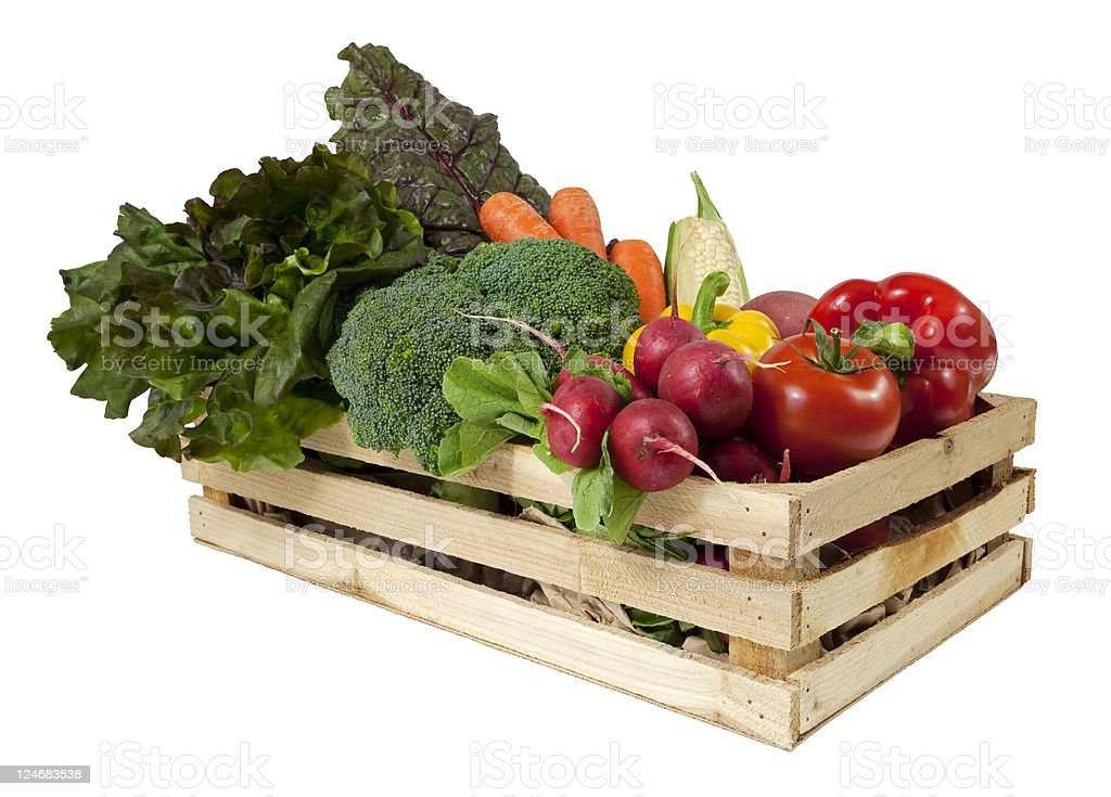 Frisches Gemüse – Foto