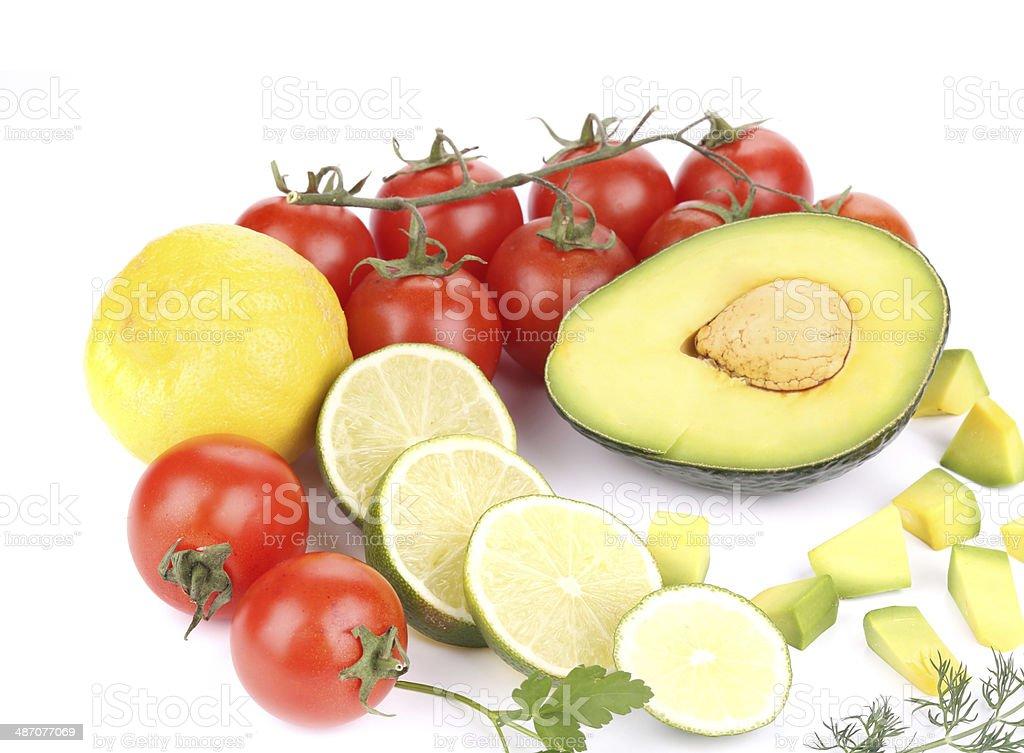 Fresh vegetables. royalty-free stock photo
