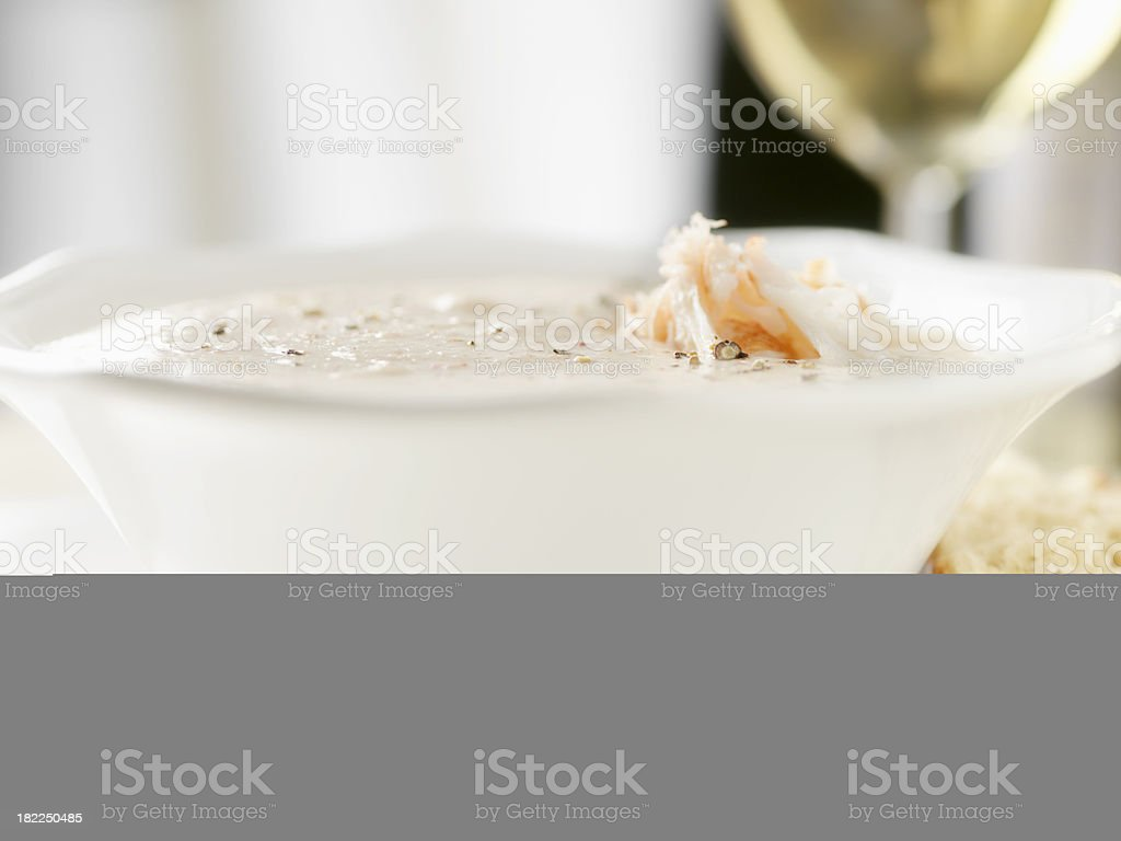 Fresh Vegetables with Ranch Dip stock photo