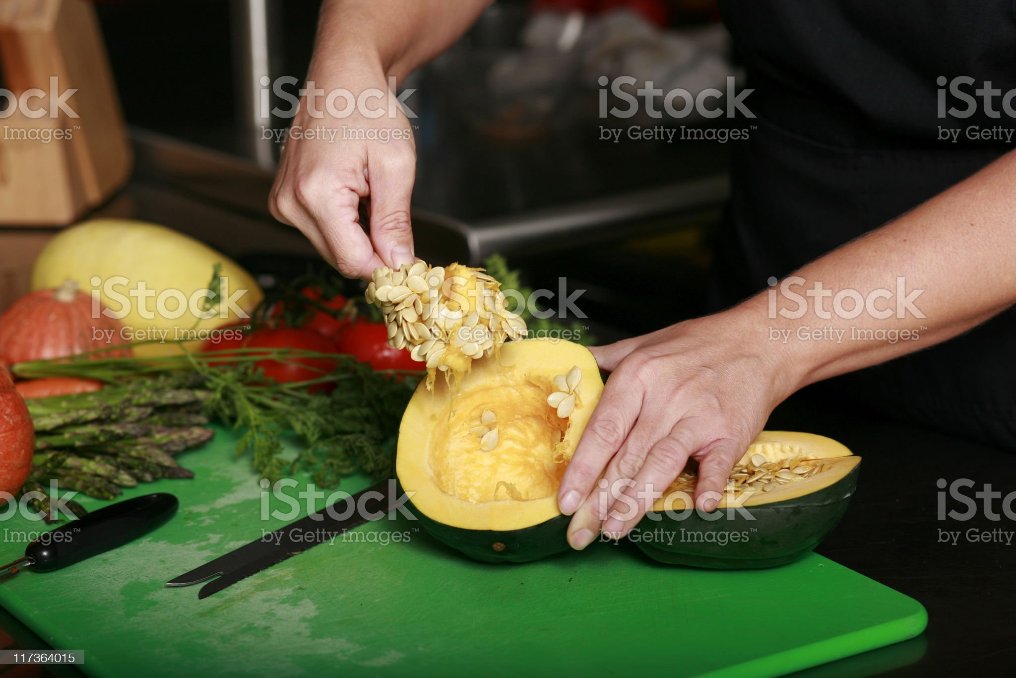 Fresh Veggie Series royalty-free stock photo