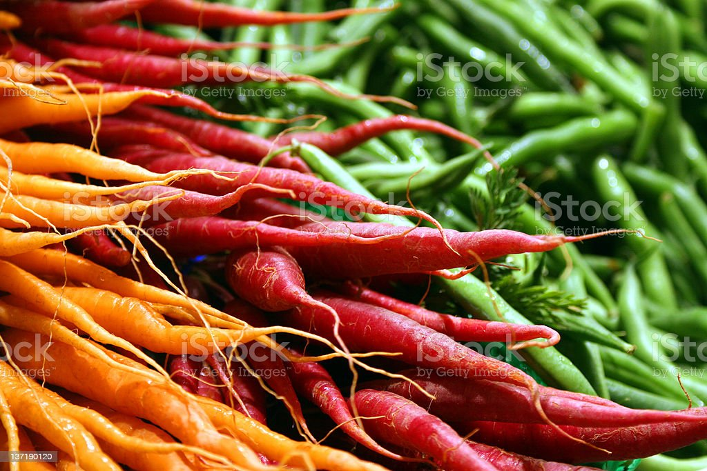 Fresh Veggies royalty-free stock photo