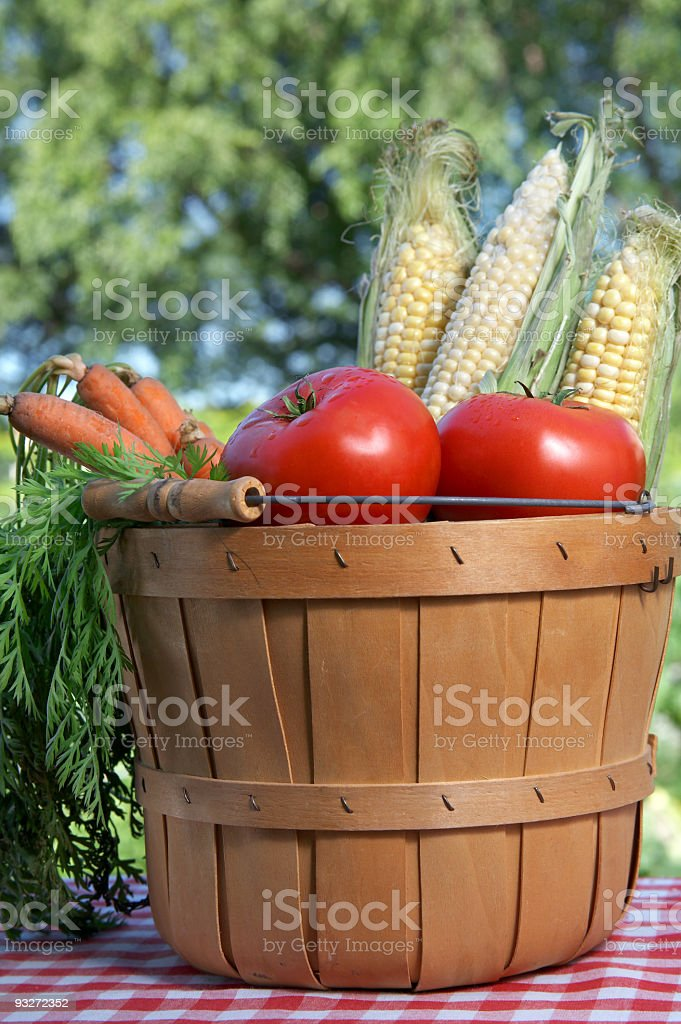 Fresh Veggies royalty-free stock photo