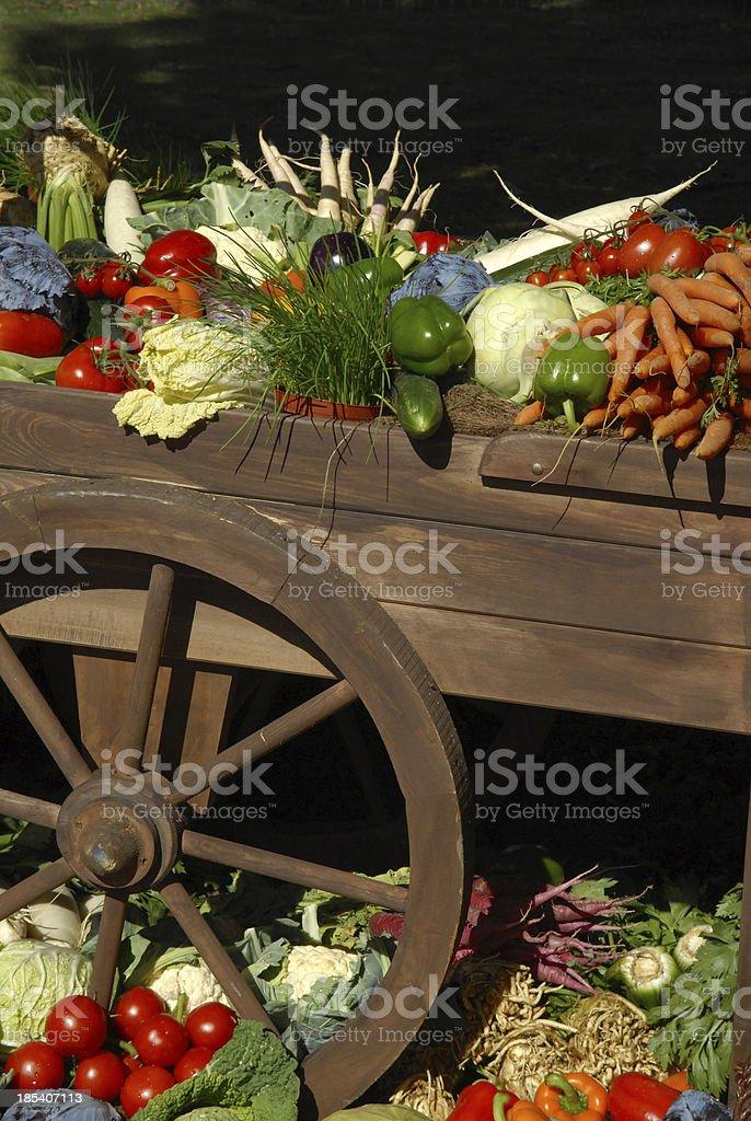 Fresh vitamins royalty-free stock photo