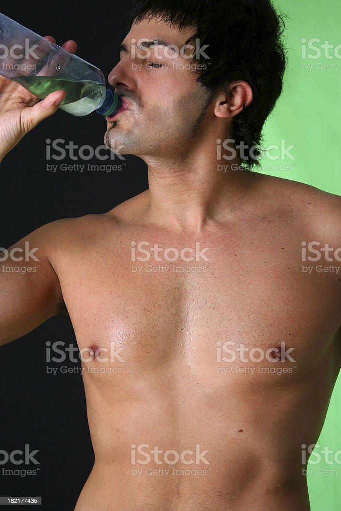 Fresh Water royalty-free stock photo