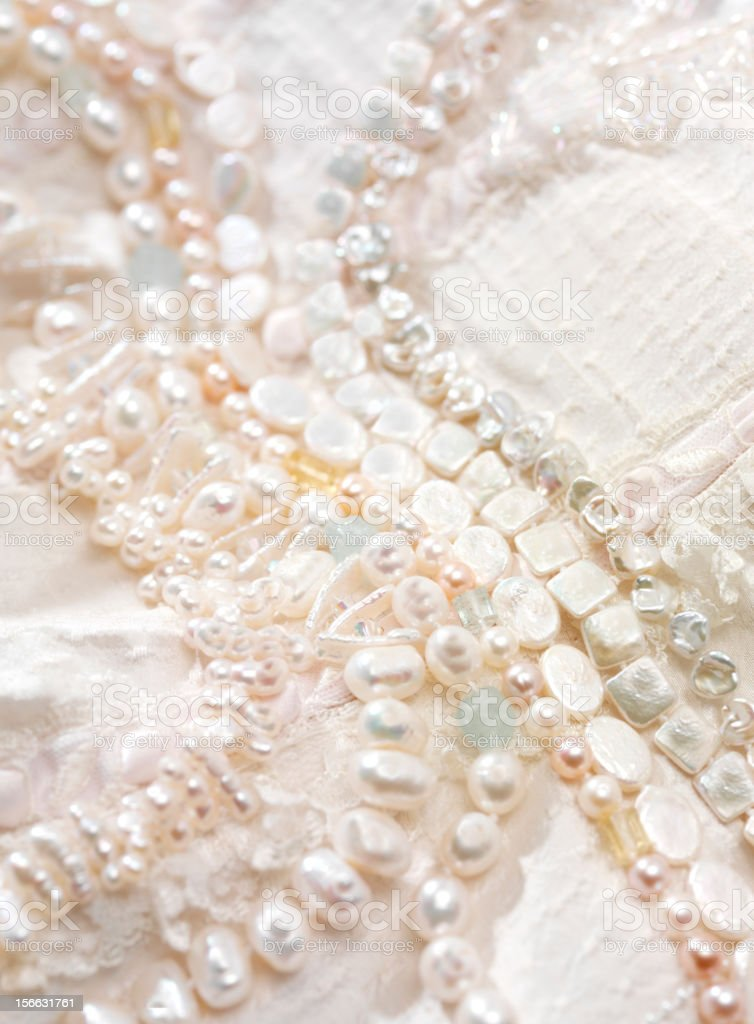 Freshwater Pearl Mix stock photo